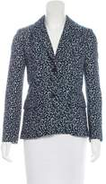 Tory Burch Knit Button-Up Blazer w/ Tags
