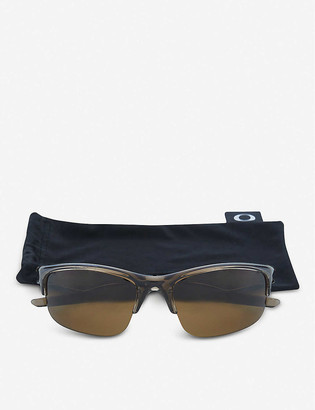 Oakley Bottle Rocket half-frame sunglasses