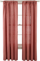 Martha Stewart MarthaWindowTM Caldwell Rod-Pocket/Back-Tab Curtain Panel