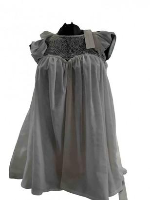 Francesco Scognamiglio White Cotton Top for Women