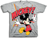 Freeze Heather Gray 'Mickey' Tee - Boys