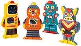 Janod Funny Magnet Robots