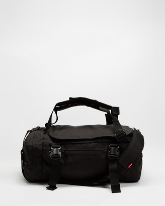 Nixon Black Duffle Bags - Escape Duffle 45L - Size One Size at The Iconic