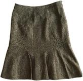 Max Mara Wool mid-length skirt