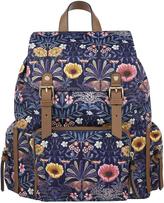 Accessorize Botanical Floral Backpack