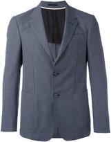 Z Zegna classic blazer - men - Cotton/Cupro - 46