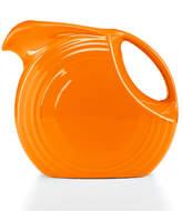 Fiesta Tangerine 67.75-oz. Large Disk Pitcher