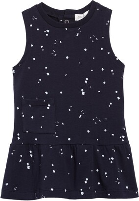 Miles baby Print Sleeveless Dress