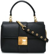 Sonia Rykiel studded strap shoulder bag