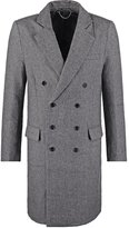 Criminal Damage Trotter Classic Coat Grey