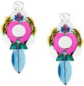 Miu Miu oversized earrings