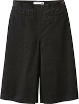Uniqlo Women Idlf Corduroy Culottes Pants