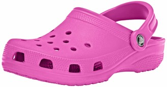 Crocs Unisex Classic Clog (Retired Colors) | Water Comfortable Slip On Shoes