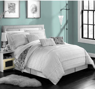 Chic Home Elle 7-Pc King Comforter Set Bedding