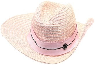 Maison Michel Pink Other Hats