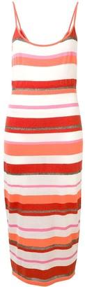 Cashmere In Love striped dress