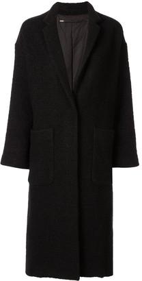 Muller of Yoshio Kubo Cesped shearling coat