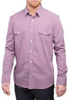 English Laundry Western Grid Check Shirt