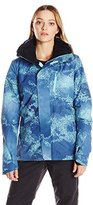 Roxy SNOW Women's Wilder Printed 2l Gore-Tex Tailored Fit Jacket
