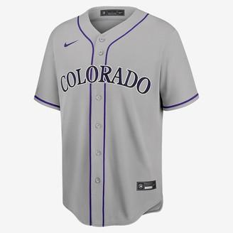 Nike Men's Replica Baseball Jersey MLB Colorado Rockies (Nolan Arenado)