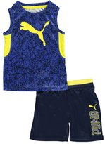 """Puma Baby Boys' """"Side Slide"""" 2-Piece Outfit"""