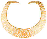 Kenneth Jay Lane Enameled Collar Necklace