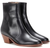 Etoile Isabel Marant Doynie leather ankle boots