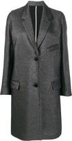 Zadig & Voltaire Zadig&Voltaire Marla lurex single breasted coat
