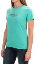 Life is Good CrusherTM T-Shirt - Short Sleeve (For Women)