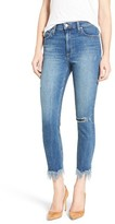 Joe's Jeans Women's Joes Charlie High Waist Crop Skinny Jeans