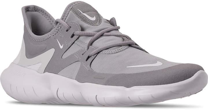 best website d90dc e63ea Nike Grey Pink Running Shoes - ShopStyle