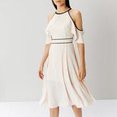 Coast Victoria Soft Midi Dress