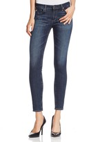 AG Jeans Super Skinny Ankle Jeans in Freefall