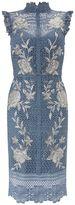 Monsoon Karina Embroidered Dress