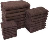 Asstd National Brand Diamond 24-pc. Bath Towel Set