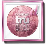Cover Girl truBlend Baked Powder Blush Deep Mauve, .1 oz