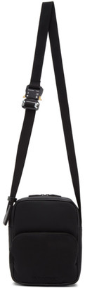 Alyx Black Canvas Vertical Camera Bag