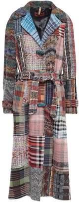 Missoni Patchwork Wool-blend Coat