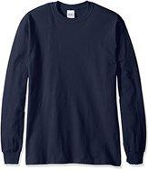 Gildan L Men's Ultra Cotton Jersey Long Sleeve Tee