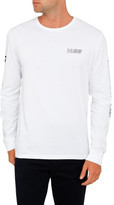 Nautica Basic Long Logo Sleeve Tee