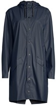 Rains Long Hooded Raincoat