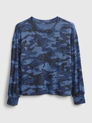 Gap Kids Recycled Softspun T-Shirt