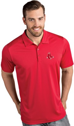 Antigua Men's Boston Red Sox Tribute Polo