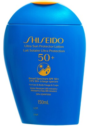 Shiseido Ultra Sun Protector Lotion SPF 50