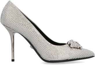 Versace total Crystal Shoes