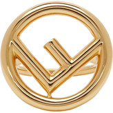 Fendi Gold F is Ring