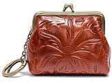 Patricia Nash Borse Tooled Coin Purse