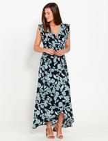 Dotti Lovely Wrap Maxi Dress