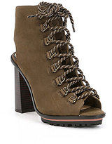 Gianni Bini Karnelle Lace Up Hiker Boots