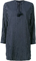 Woolrich striped shirt dress - women - Cotton - S